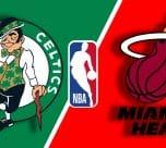 Miami Heat vs. Boston Celtics