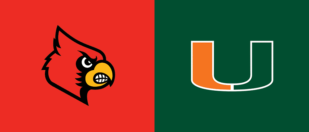 Miami at Louisville – Odds, Pick & Prediction – 09/19/20
