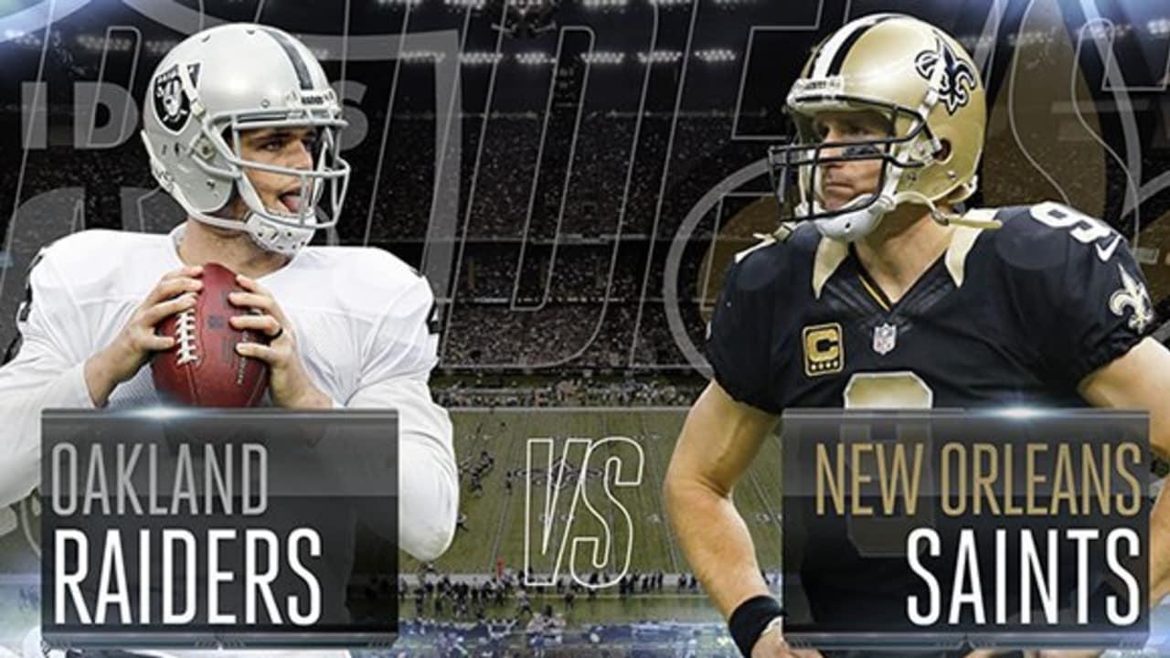New Orleans Saints at Las Vegas Raiders – NFL Week 2 Odds, Pick & Prediction