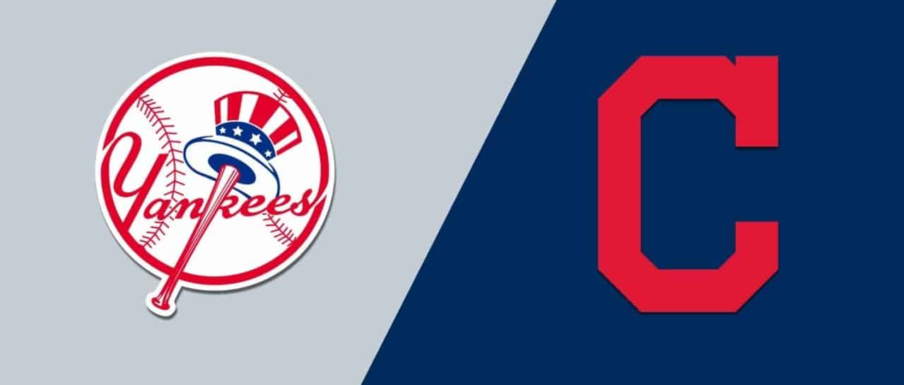 New York Yankees at Cleveland Indians – Game 1 Odds, Pick & Prediction – 09/29/20