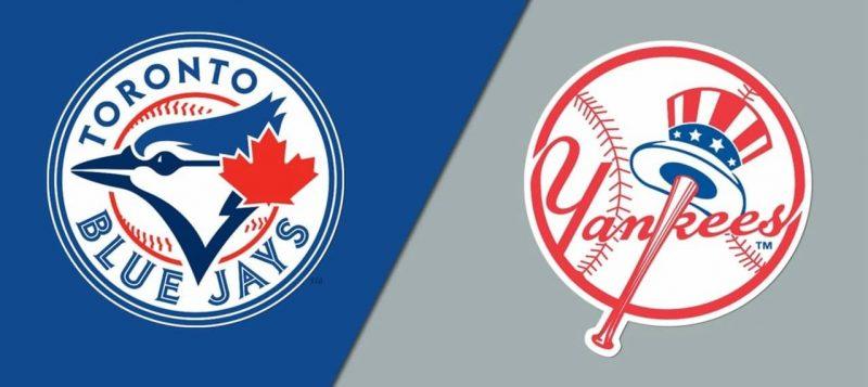 New York Yankees vs Toronto Blue Jays