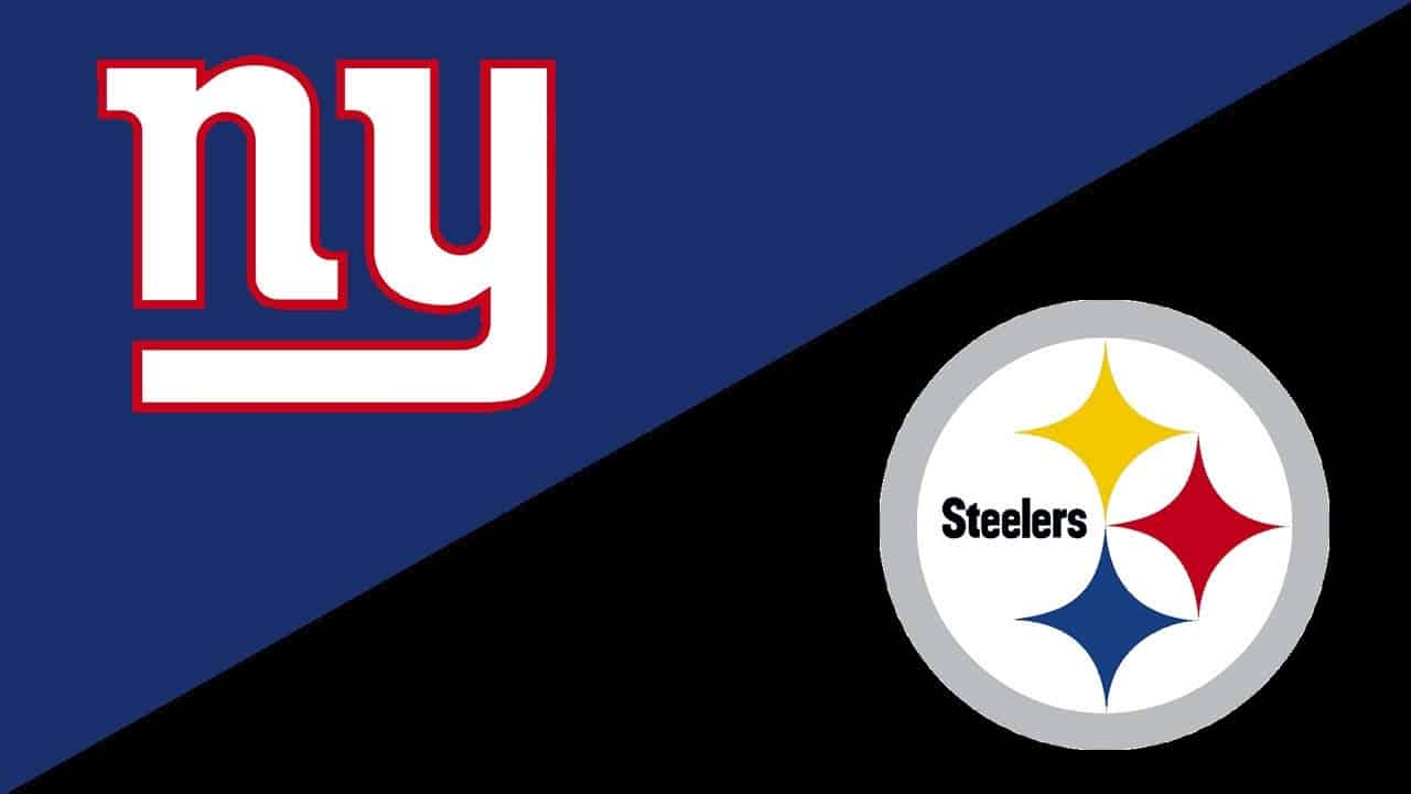Pittsburgh Steelers at New York Giants – Odds, Pick & Prediction – NFL Week 1