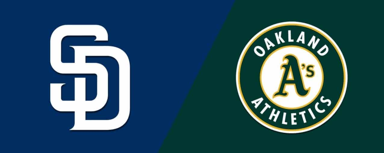 San Diego Padres at Oakland Athletics – MLB Odds, Preview & Prediction – 09/05/20