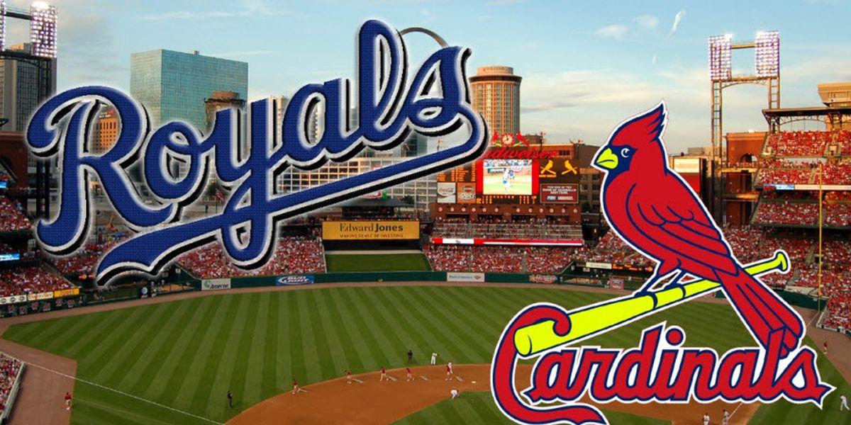 St. Louis Cardinals at Kansas City Royals
