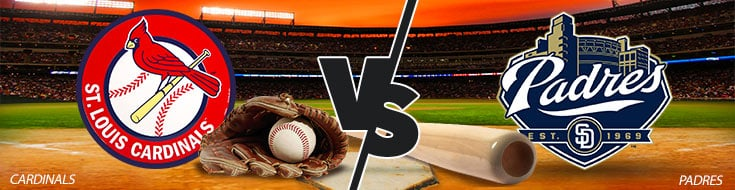 St. Louis Cardinals at San Diego Padres – Game 1 Odds, Pick & Prediction