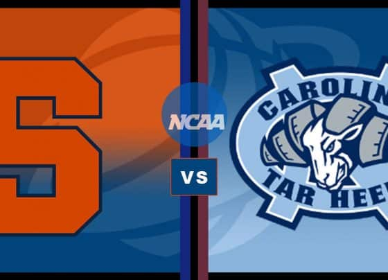 Syracuse at North Carolina