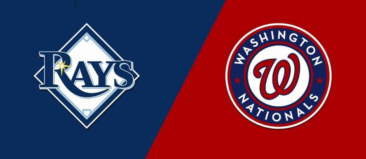 Tampa Bay Rays at Washington Nationals – Odds, Pick & Prediction – 09/08/20