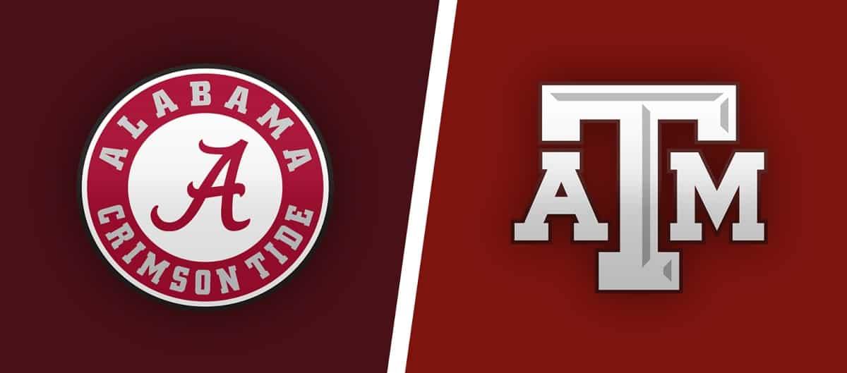 Texas A&M at Alabama Odds, Pick & Prediction – 10/03/20