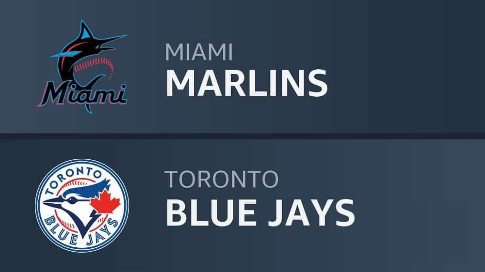Toronto Blue Jays at Miami Marlins – MLB Odds, Preview & Prediction – 09/01/20