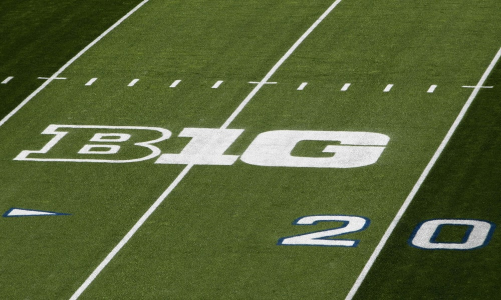 2020 Big Ten Conference Odds & Betting Preview