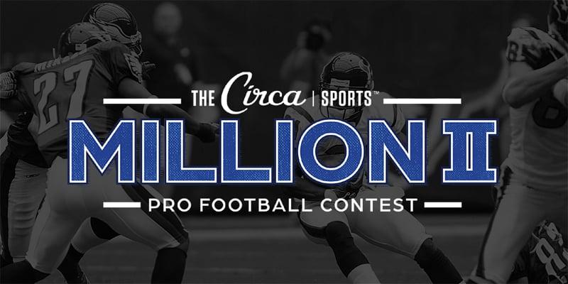 Las Vegas NFL Circa Sports Million II Picks & Consensus Week 7