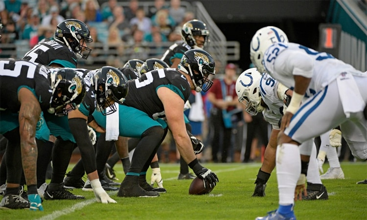 Indiana Sports Betting: How To Bet The Indianapolis Colts vs Jacksonville Jaguars