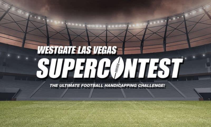 Las Vegas NFL SuperContest Picks & Consensus Week 7
