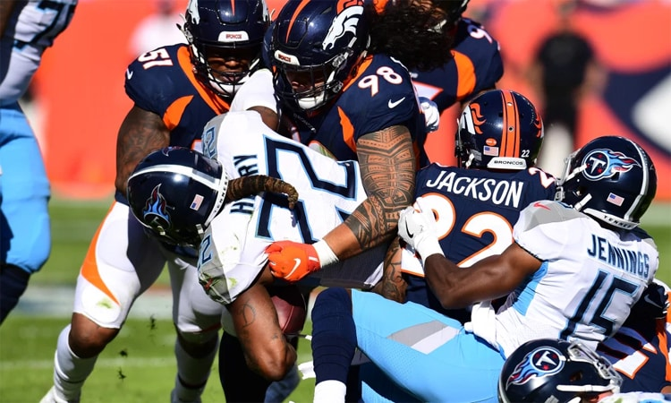 Colorado Sports Betting: How To Bet The Tennessee Titans vs Denver Broncos