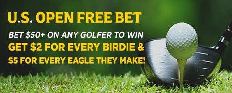 US Open Free Bets from BetRivers Sportsbook & PlaySugarHouse Sportsbook