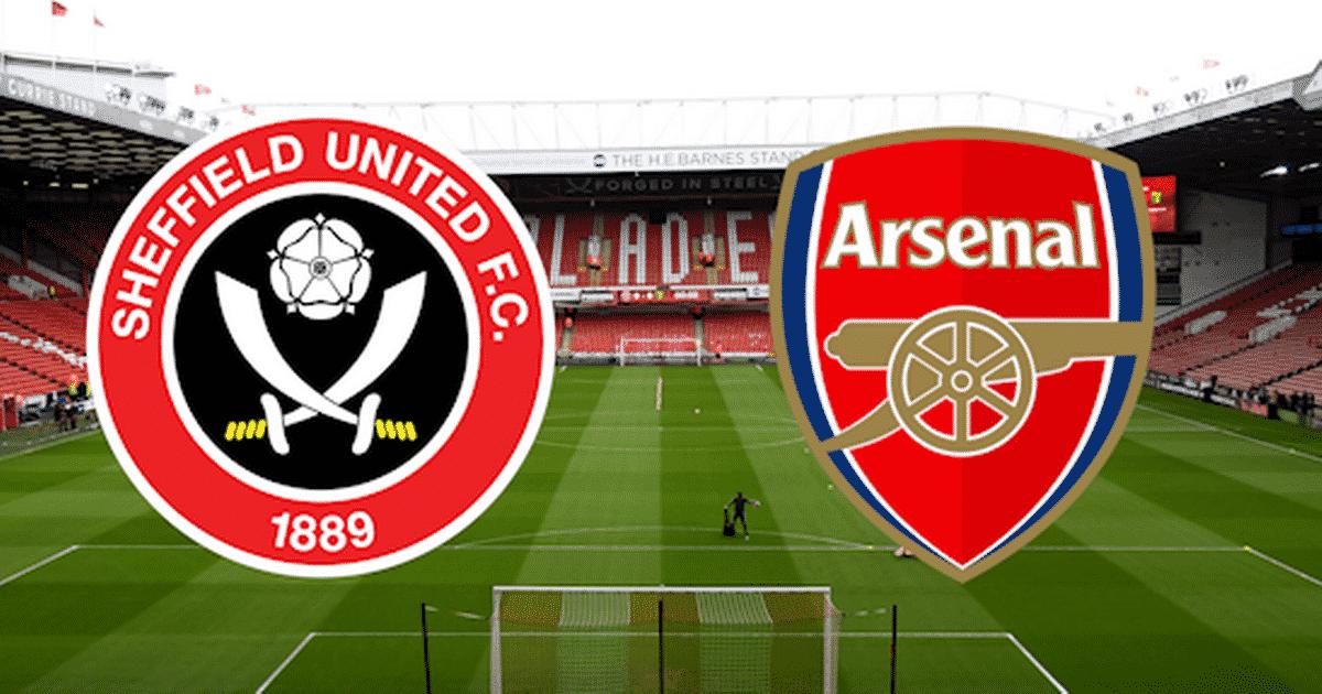 Arsenal vs. Sheffield Utd