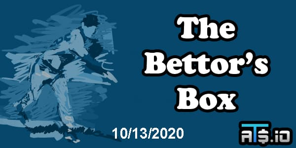 The Bettor's Box MLB Betting Podcast October 13, 2020