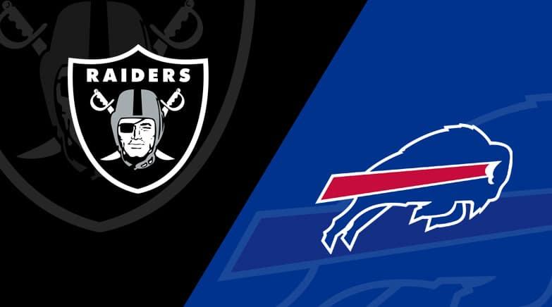 Buffalo Bills at Las Vegas Raiders – Odds, Pick & Prediction – 10/04/20