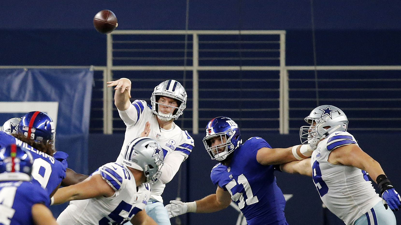 Dallas Cowboys Odds With Andy Dalton