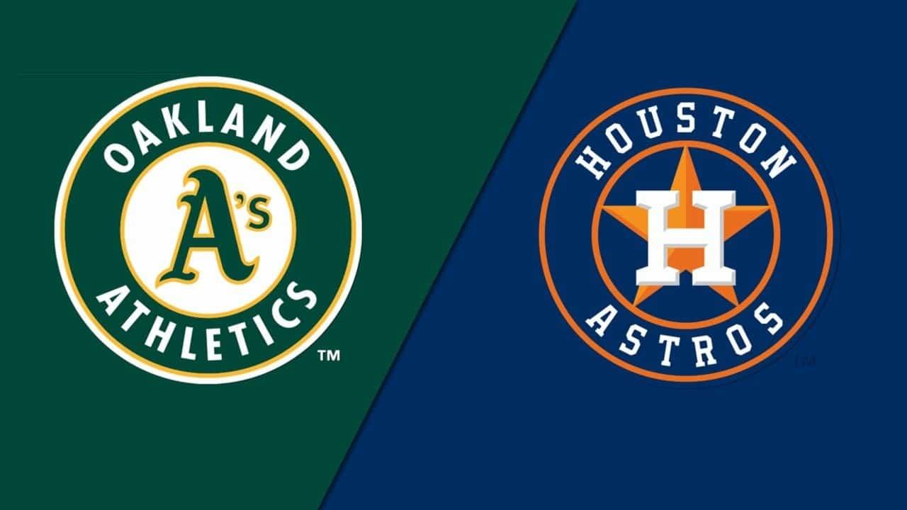 Houston Astros vs Oakland Athletics – Game 1 Odds, Pick & Prediction