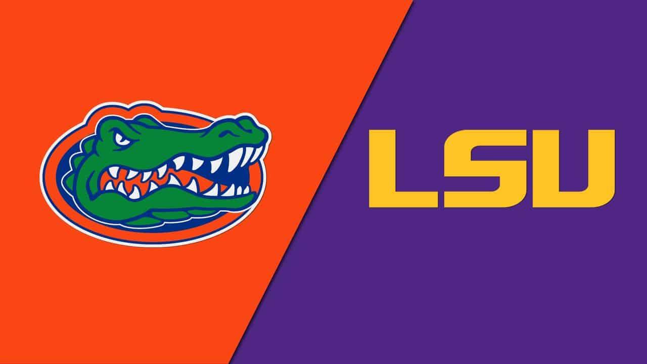 LSU at Florida