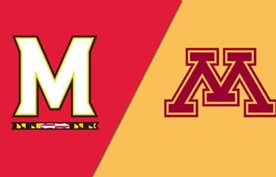 Minnesota at Maryland