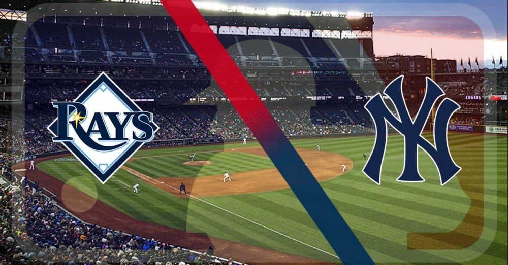 New York Yankees vs Tampa Bay Rays