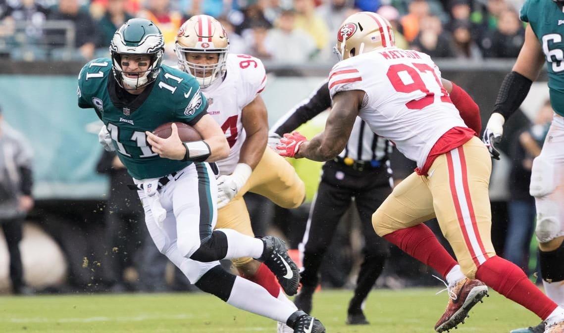 Philadelphia Eagles at San Francisco 49ers – Odds, Pick & Prediction – 10/04/20