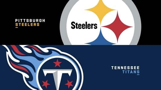 Pittsburgh Steelers at Tennessee Titans