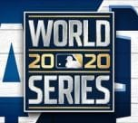 World Series Tampa Bay Rays vs Los Angeles Dodgers