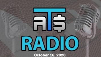 ATS.io Radio Sports Betting Podcast October 16, 2020