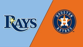 Tampa Bay Rays vs Houston Astros- Game 4 Odds, Pick & Prediction