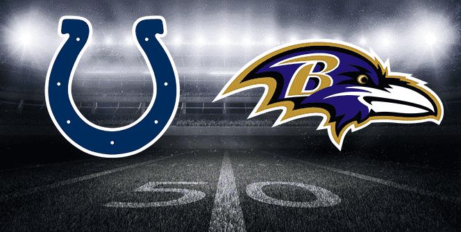 Baltimore Ravens at Indianapolis Colts