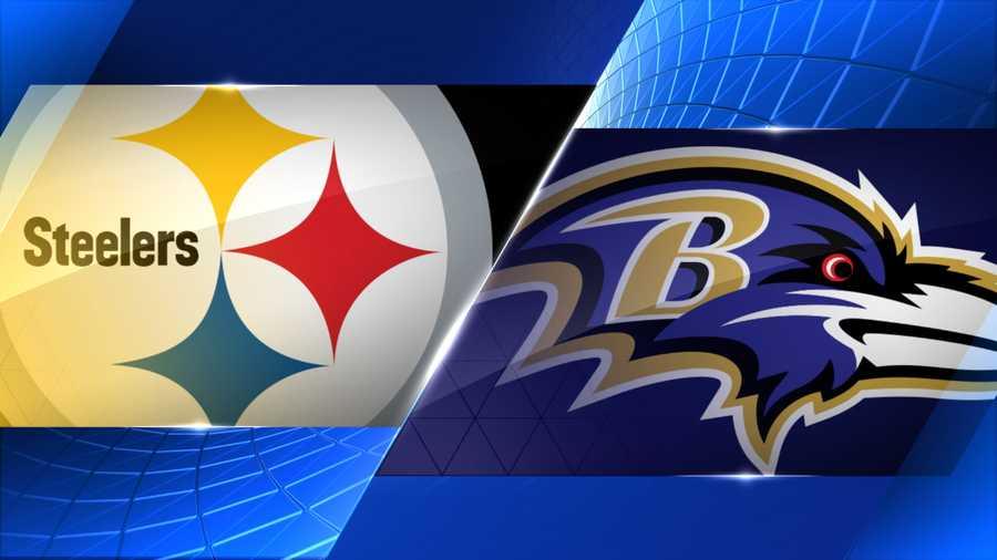 Baltimore Ravens at Pittsburgh Steelers