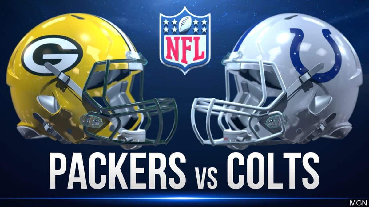 Green Bay Packers at Indianapolis Colts