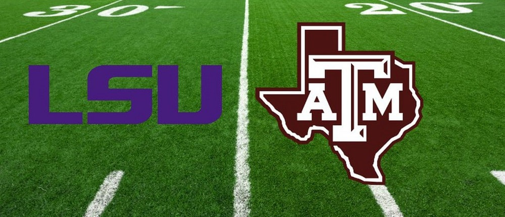LSU at Texas A&M
