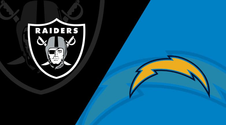 Los Angeles Chargers at Las Vegas Raiders