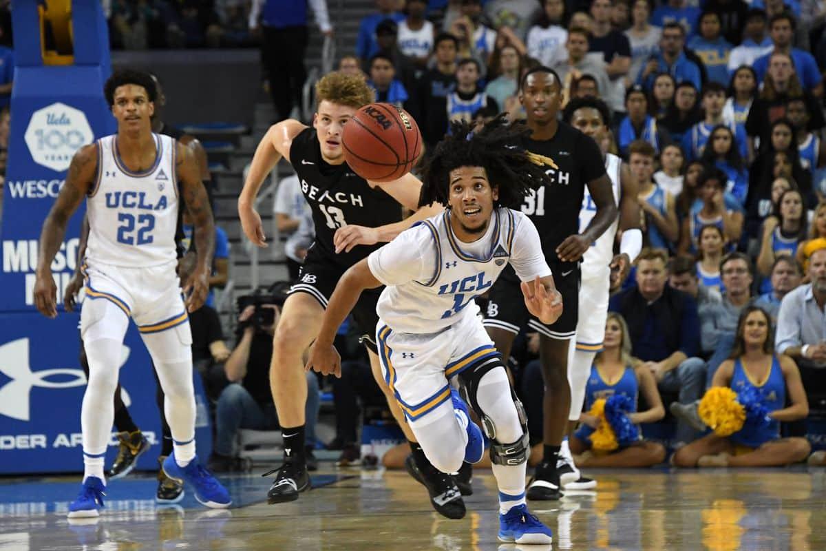 Long Beach vs. UCLA