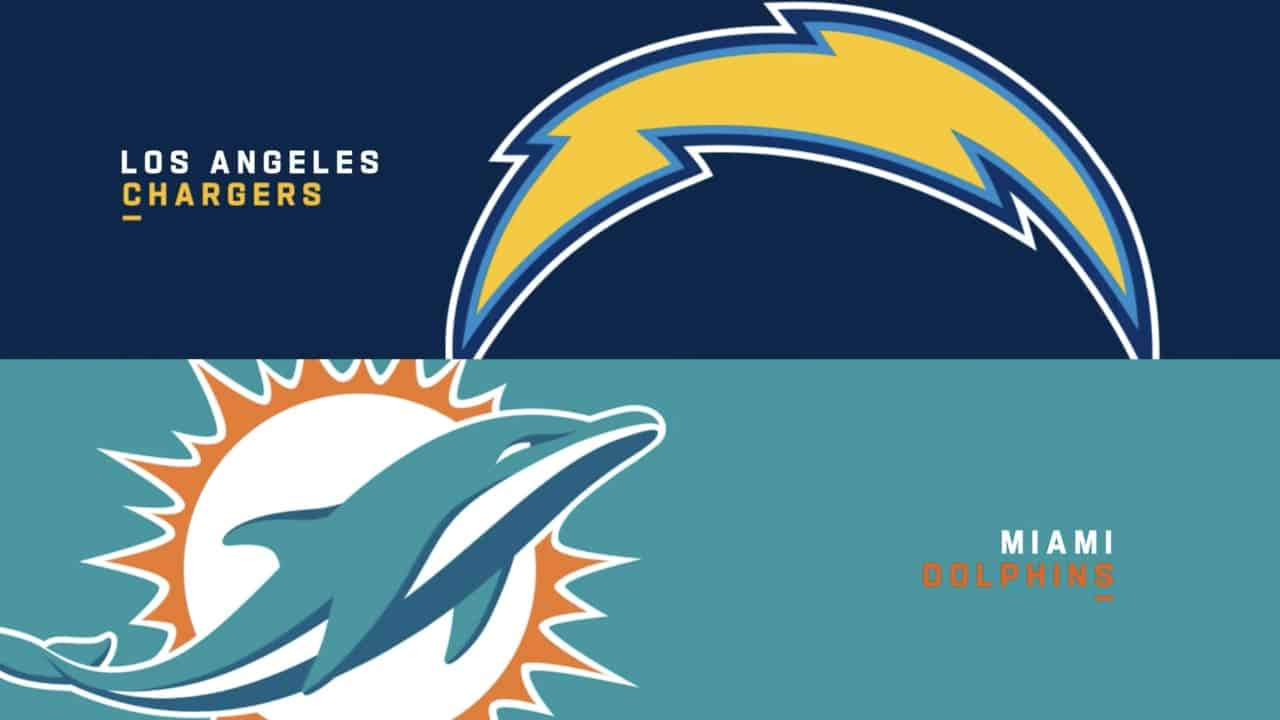 Los Angeles Chargers at Miami Dolphins