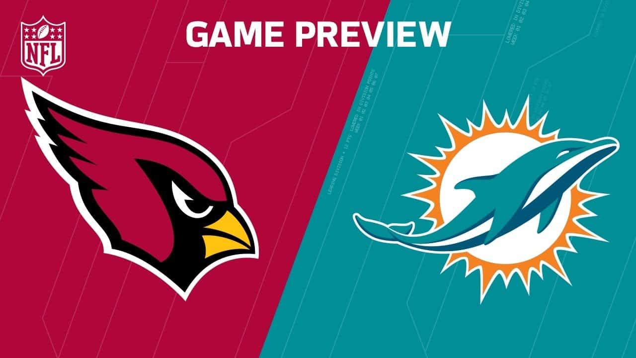 Miami Dolphins at Arizona Cardinals