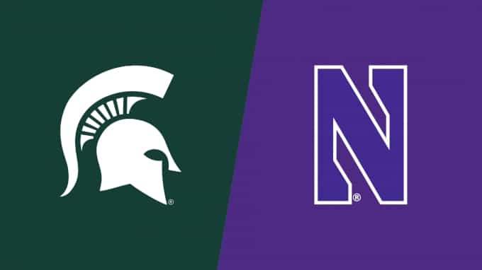 Northwestern at Michigan State
