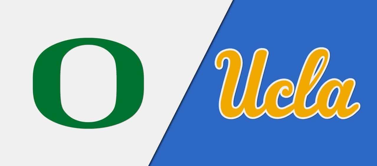UCLA at Oregon