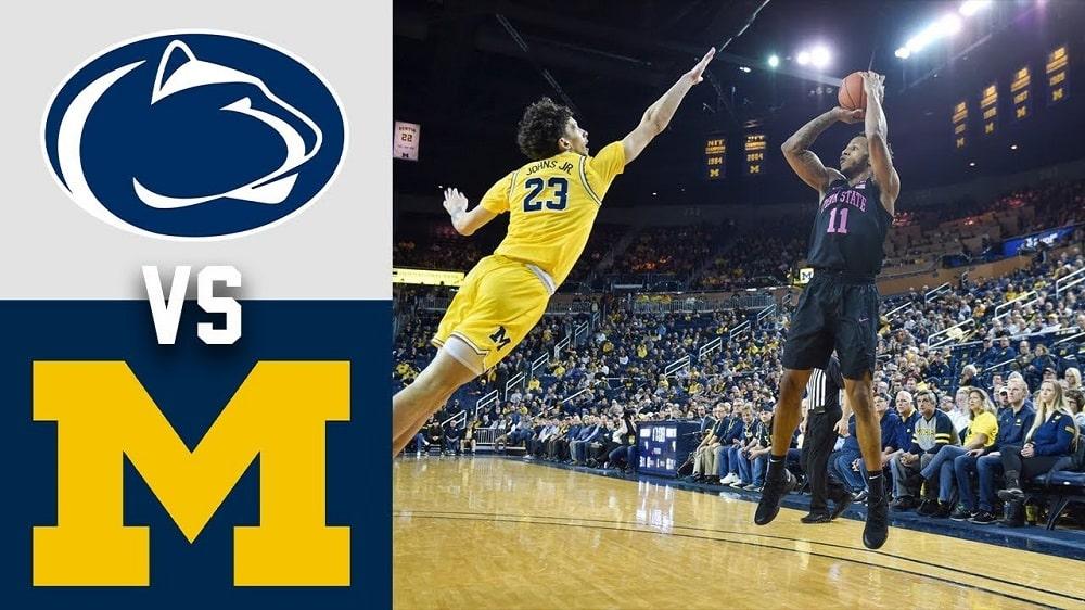 Penn State vs. Michigan