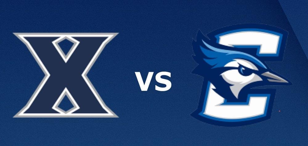 Xavier vs. Creighton