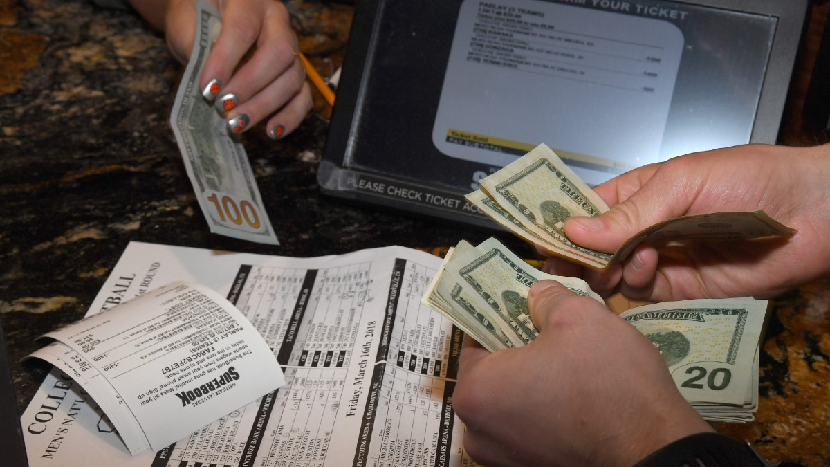 betting large sums