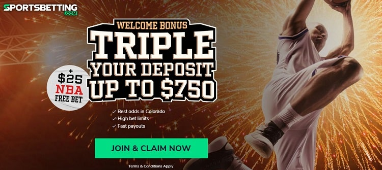 welcome bonus sports betting