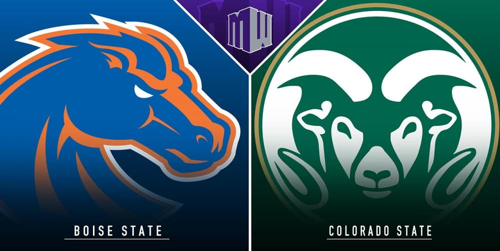 Boise State at Colorado State