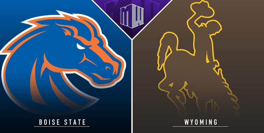 Boise State at Wyoming