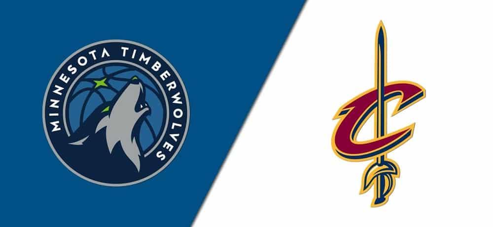 Cleveland Cavaliers vs. Minnesota Timberwolves