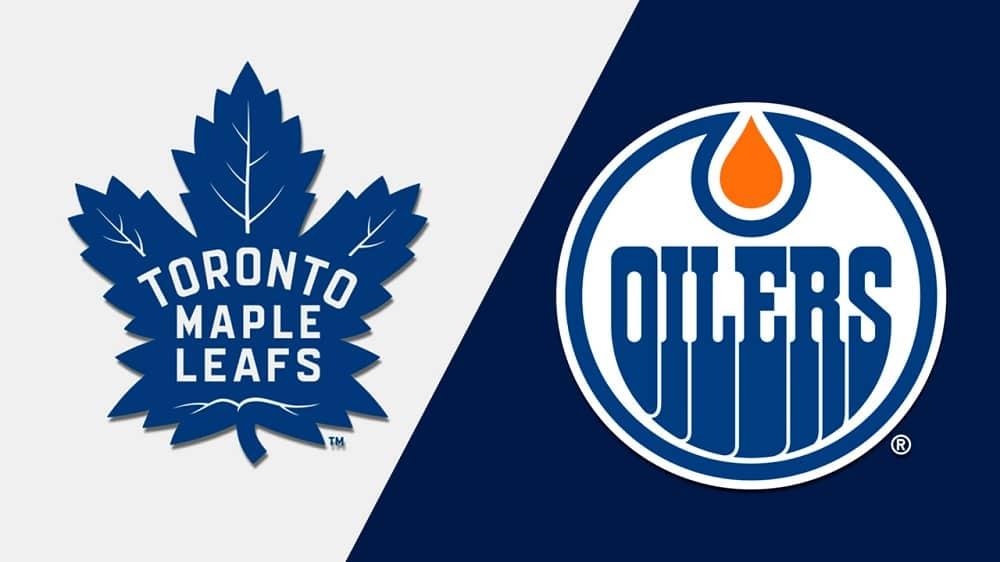Edmonton Oilers vs. Toronto Maple Leafs